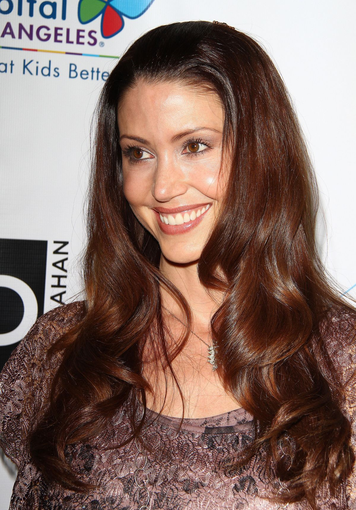 SHANNON ELIZABETH at Dream Builders Project: A Brighter Future for Children in Los Angeles