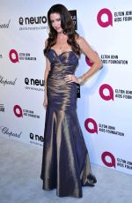SHANNON ELIZABETH at Elton John Aids Foundation Oscar Party in Los Angeles