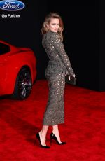 SHANTEL VANSANTEN at Need For Speed Premiere in Hollywood