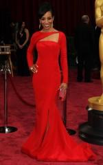 Shaun Robinson at 86th Annual Academy Awards in Hollywood