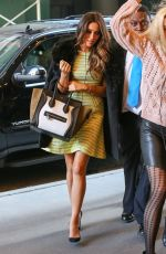 SHAY MITCHELL Arrives at MTV Studios in New York