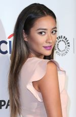 SHAY MITCHELL at Pretty Little Liars Panel at Paley Fest
