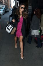 SHAY MITCHELL Out and About in Manhattan