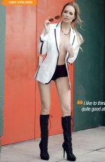 SHERA BECHARD in Kandy Magazine, March 2014 Issue