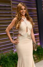 SOFIA VERGARA at Vanity Fair Oscar Party in Hollywood