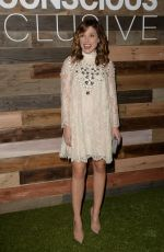 SOPHIA BUSH at H&M Conscious Collection Dinner in West Hollywood