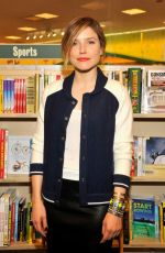 SOPHIA BUSH at The Promise of a Pencil Book Signing in Los Angeles