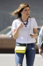 SOPHIA BUSH Out and About in Los Angeles
