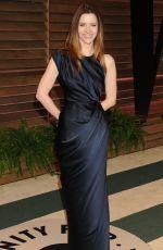 TALULAH RILEY at Vanity Fair Oscar Party in Hollywood