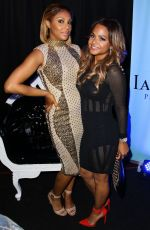 TAMAR BRAXTON at Style Fashion Event in Los Angeles