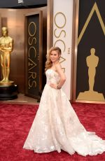 TARA LIPINSKI at 86th Annual Academy Awards in Hollywood
