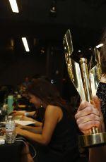 TATIANA MASLANY at 2014 Canadian Screen Awards in Toronto