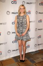 TAYLOR SCHILLING at Paleyfest 2014 Honoring Orange is the New Black in Hollywood