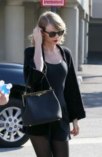 TAYLOR SWIFT Out and About in Los Angeles 0503