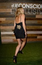 TORI PRAVER at H&M Conscious Collection Dinner in West Hollywood