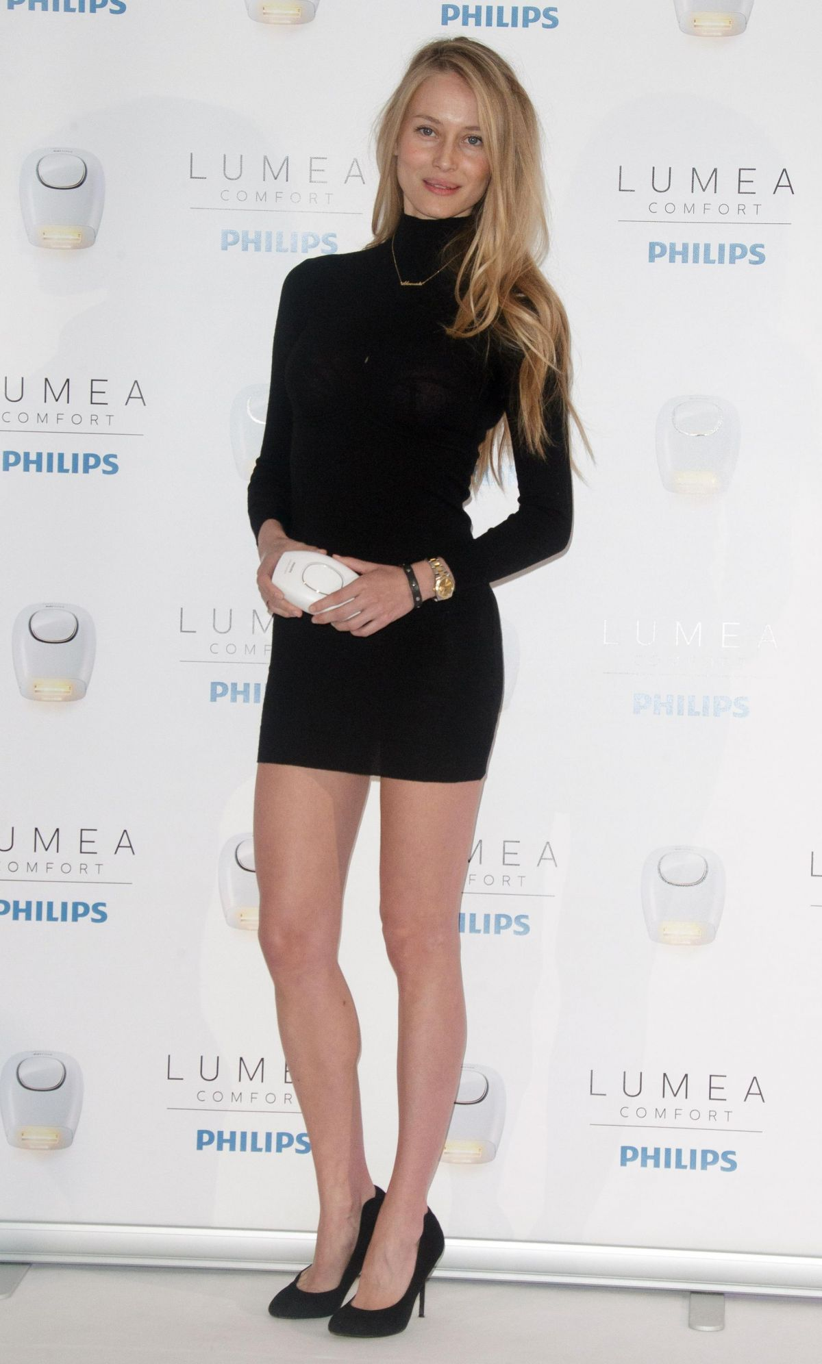 VANESA LORENZO at Philips Lume Confort Event in Madrid
