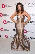 VANESSA HUDGENS at Elton John Aids Foundation Oscar Party in Los Angeles
