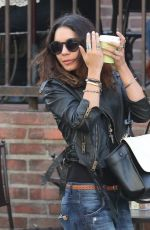 VANESSA HUDGENS Out and About in Los Angeles 2403