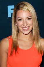 VANESSA LENGIES at Glee 100th Episode Celebration in Los Angeles