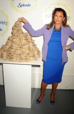 VANESSA WILLIAMS at Splenda Sweetswaps Charitable Social Media Campaign Kick Off in New York