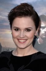 VERONICA ROTH at Divergent Premiere in Los Angeles