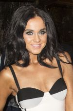 VICKY PATTISON at Cafe de Paris Nightclub