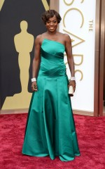 Viola Davis at 86th Annual Academy Awards in Hollywood