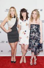ABBEY ELLIOTT at Life Partners Premiere at Tribeca Film Festival