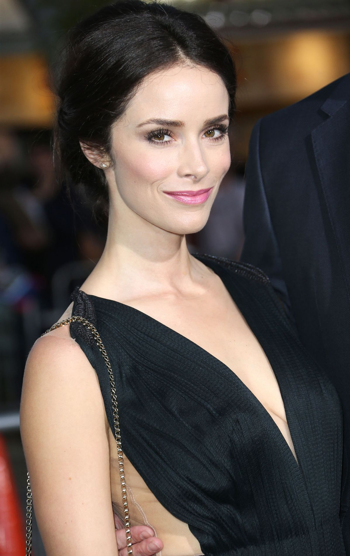 ABIGAIL SPENCER at Draft Day Premier in Los Angeles