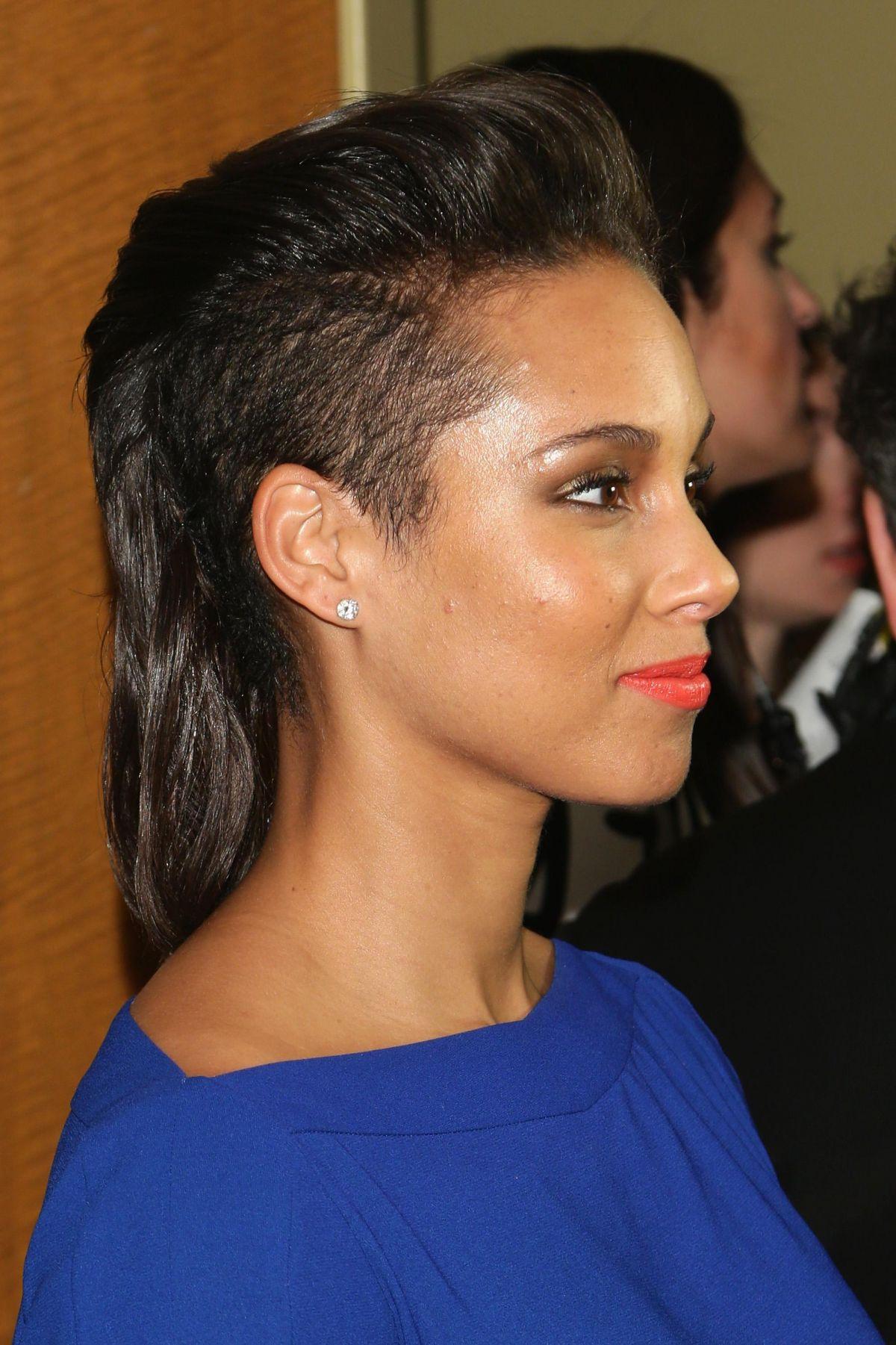 Alicia Keys At 2014 Dvf Awards In New York Hawtcelebs