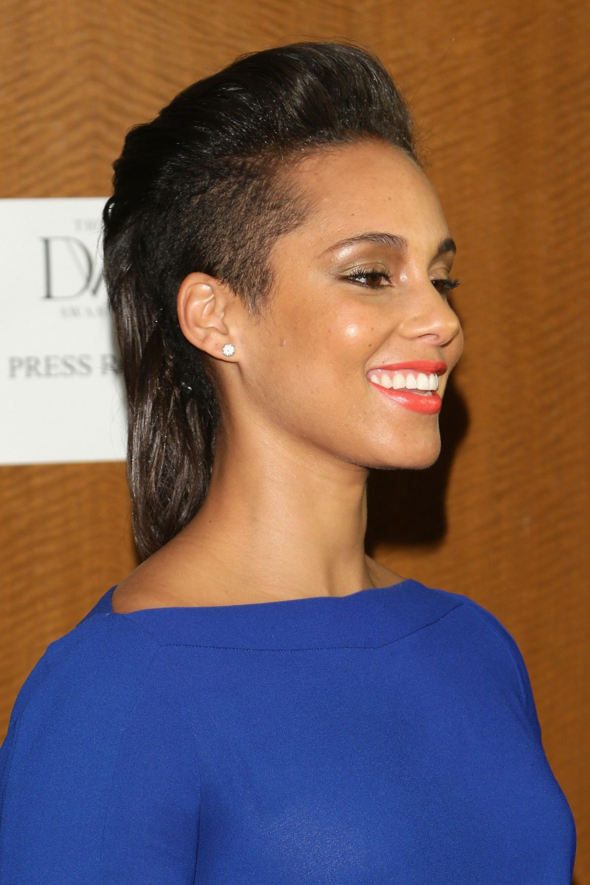 Alicia Keys At 2014 Dvf Awards In New York Hawtcelebs