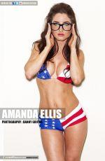 AMANDA ELLIS in Aqstrashot Magazine, March 2014 Issue