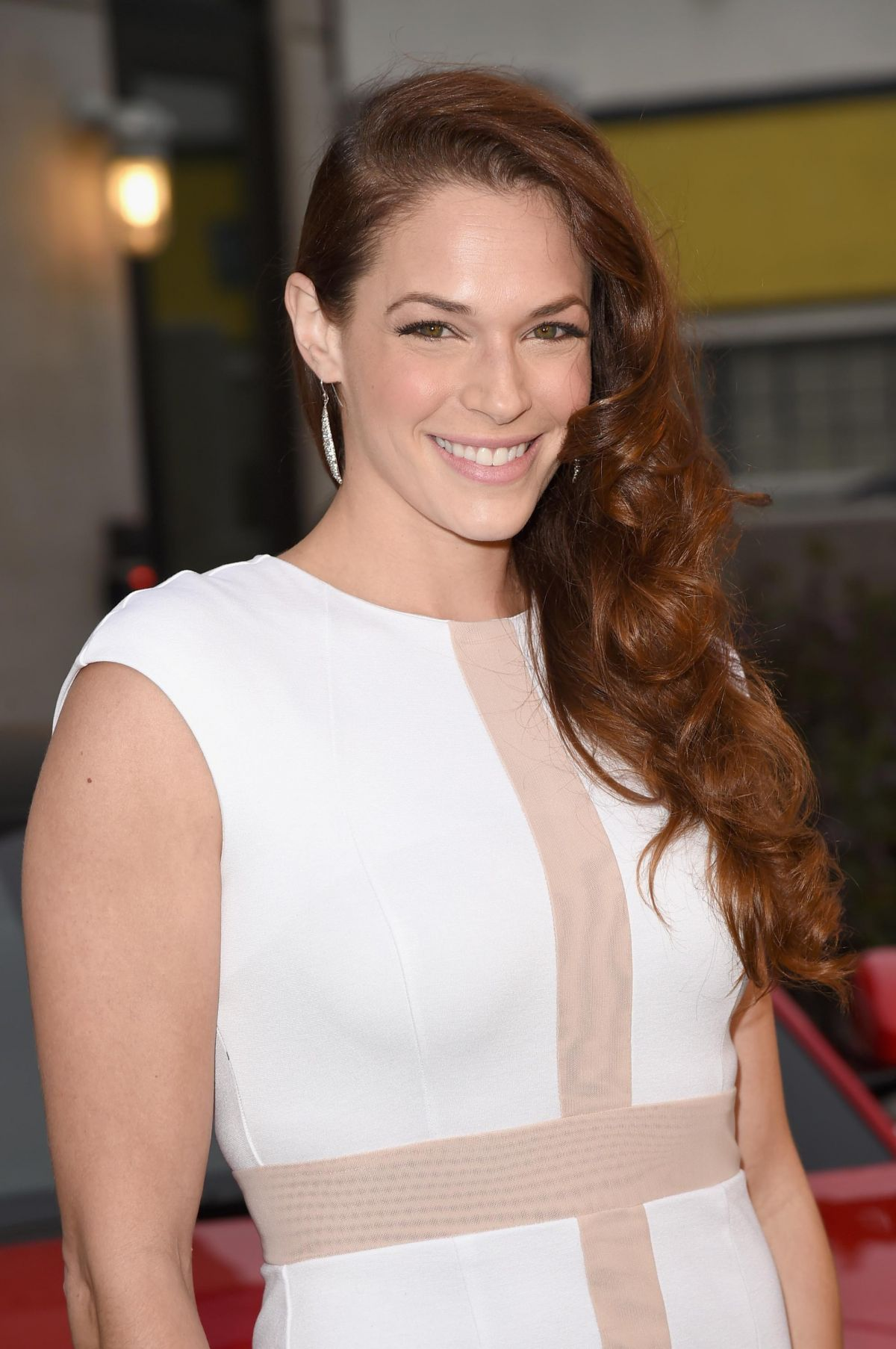 AMANDA RIGHETTI at LA Modernism Show and Sale Opening Night Party in Culver City