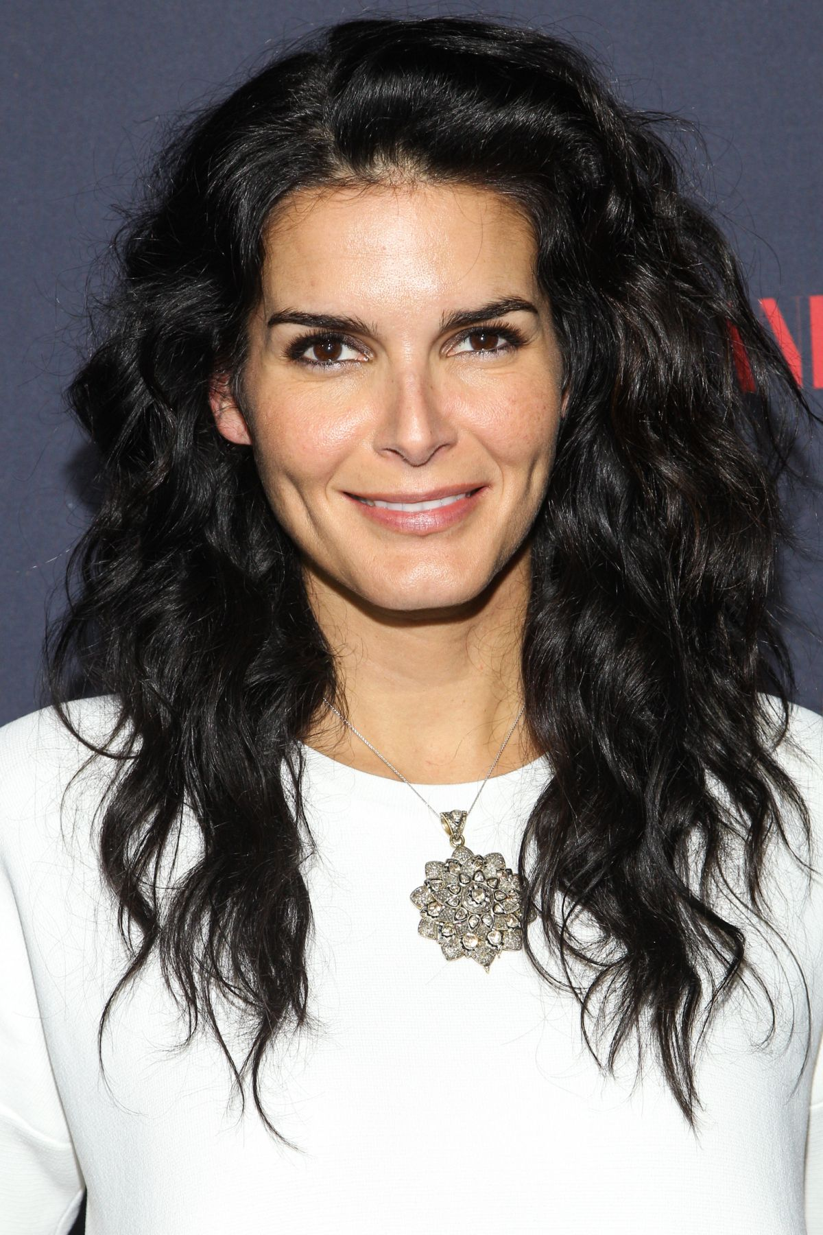 Angie Harmon At More Magazine September 2013: ANGIE HARMON At Vanity Fair Celebrate To Tommy From Zooey