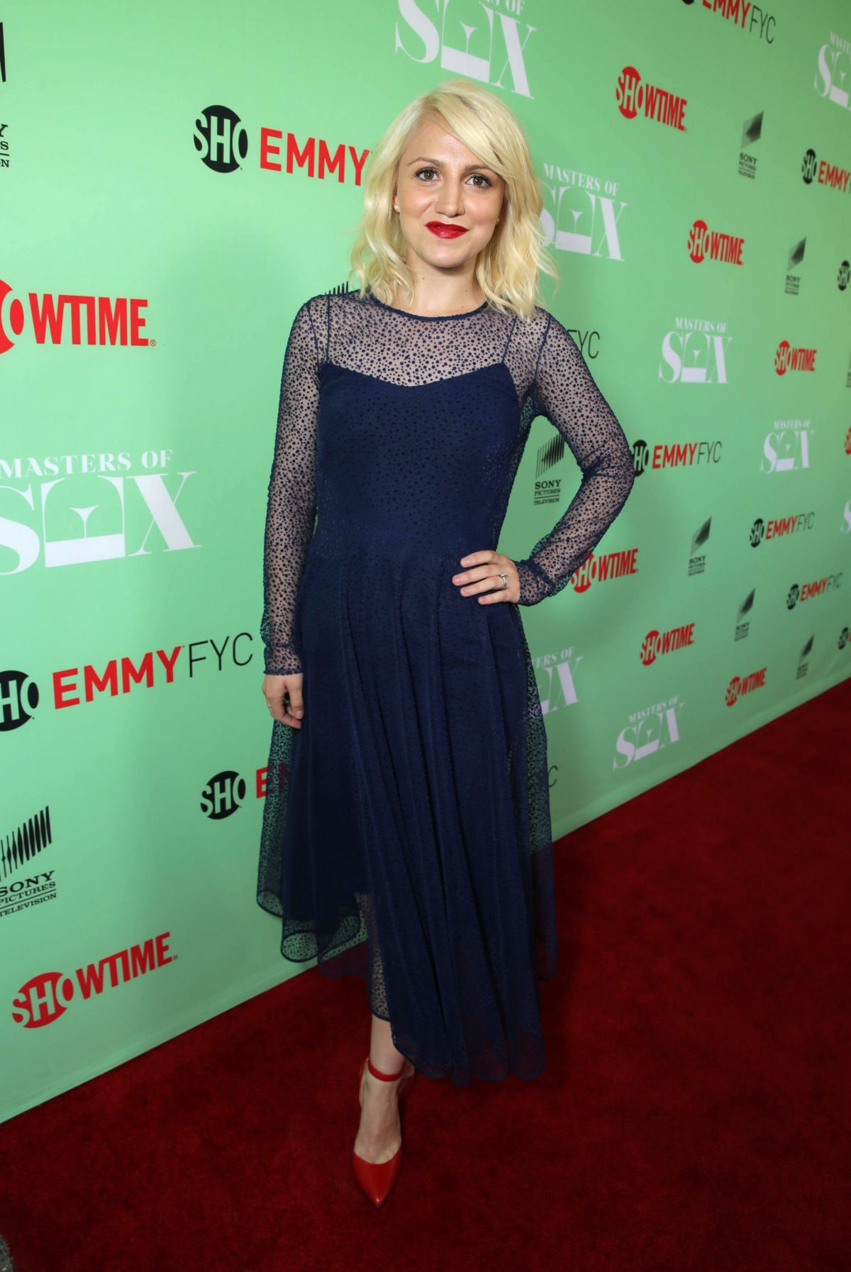 ANNALEIGH ASHFORD at An Evening with Master of S..