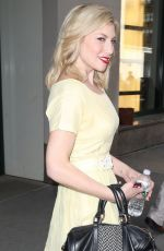 ARI GRAYNOR Out and About in New York