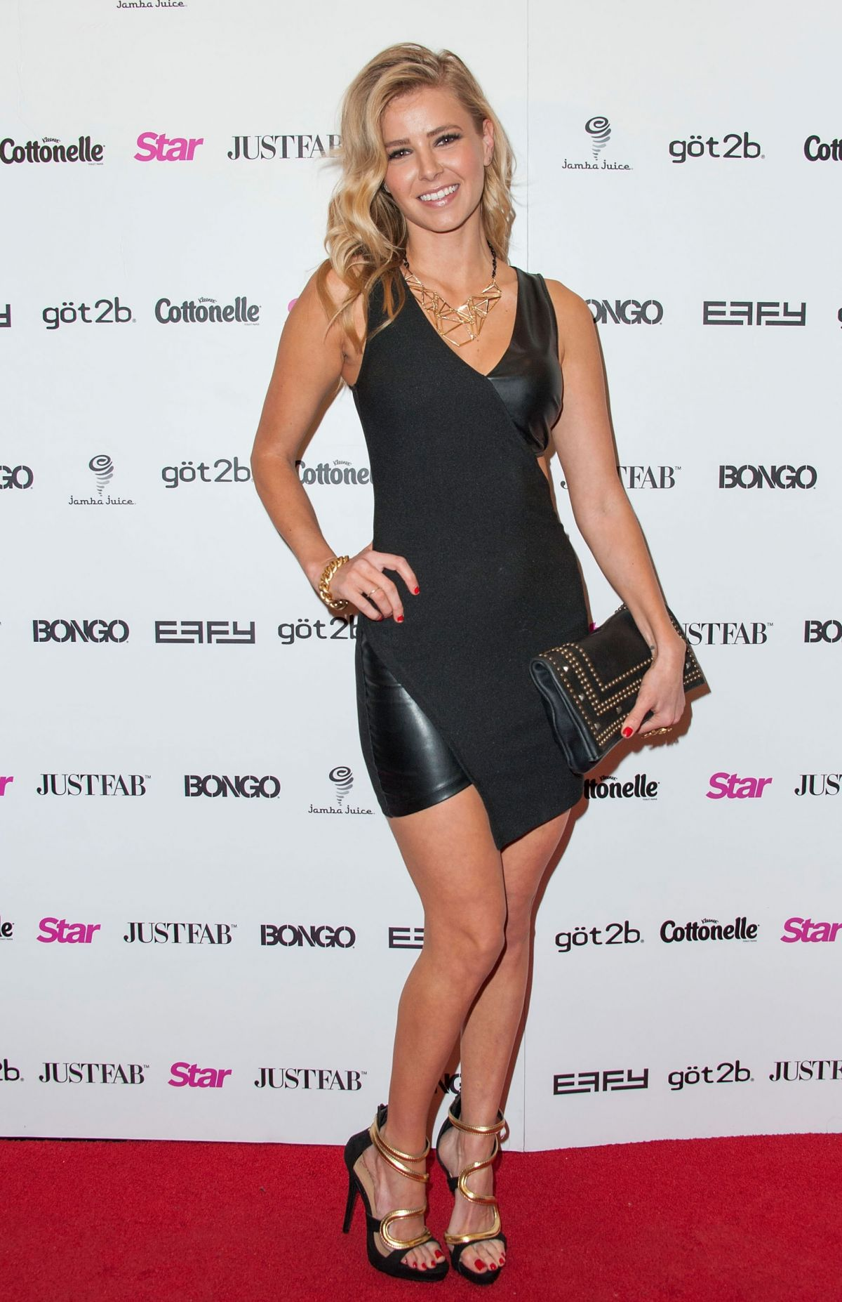ARIANA MADIX at Star Magazine Hollywood Rocks Party