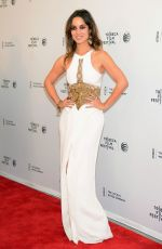 BERENICE MARLOHE at 5 to 7 Premiere at Tribeca Film Festival