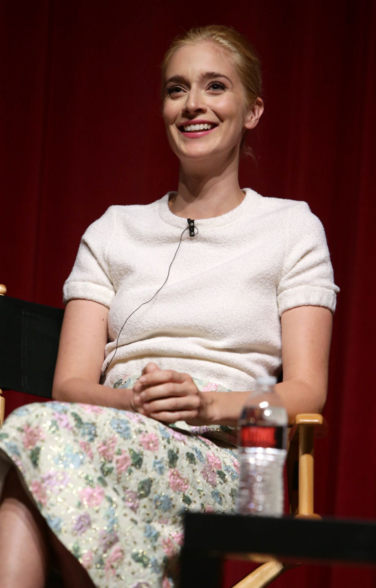 CAITLIN FITZGERALD at An Evening with Master of S..
