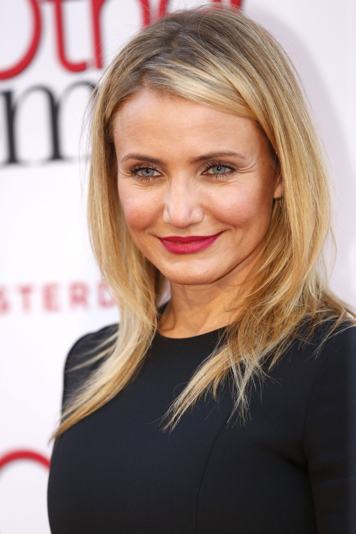 cameron diaz at the other woman premiere in amsterdam - hawtcelebs
