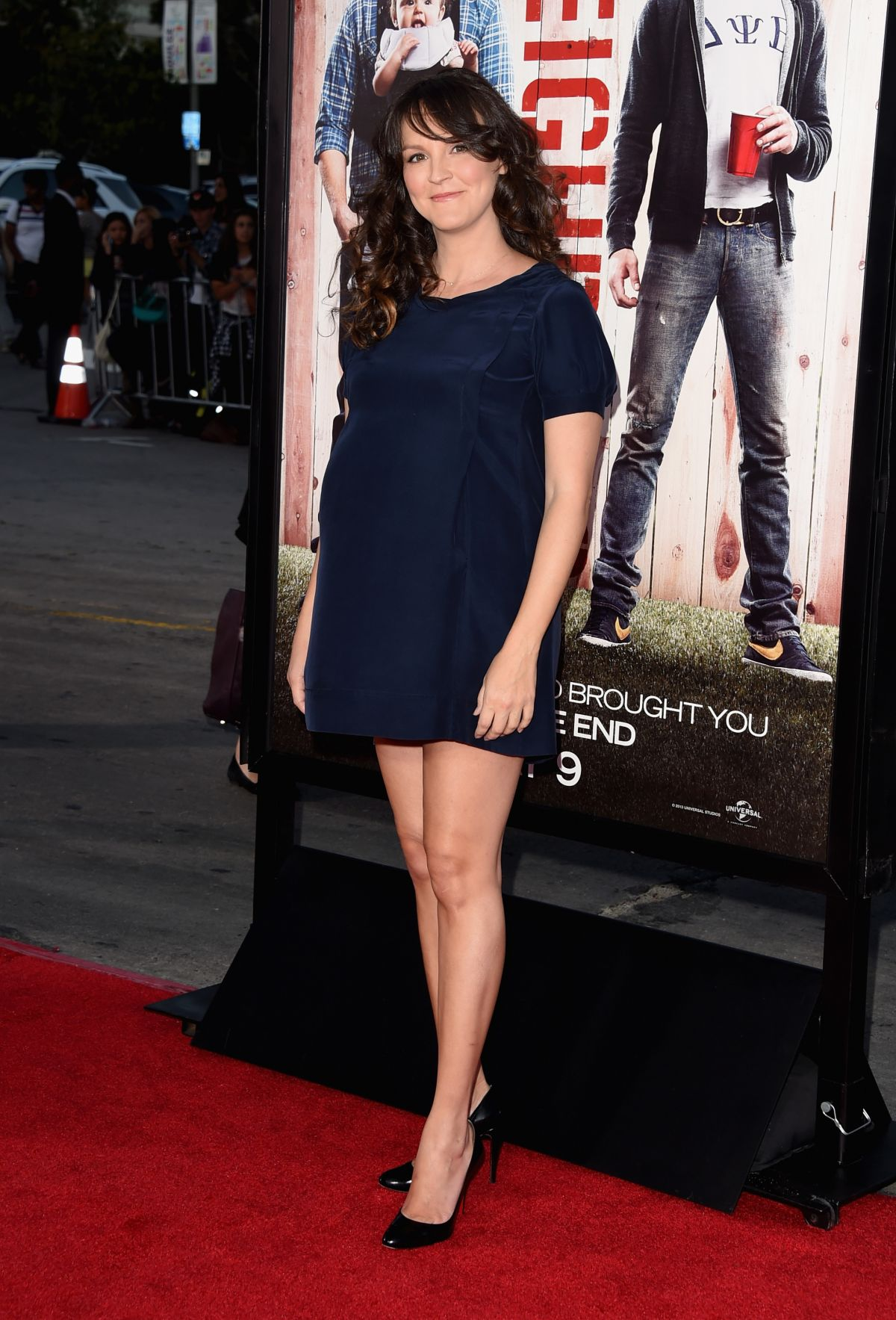 CARLA GALLO at Neighbors Premiere in Westwood