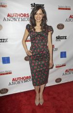 CHARLENE AMOIA at Authors Anonymous Premiere in Los Angeles