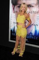 CYNTHIA DANIEL at Transcendence Premiere in Los Angeles