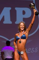 DAICA THRALL at Miami Pro Fitness Ms. Bikini