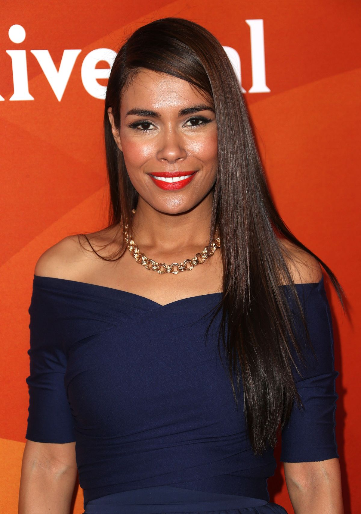 DANIELLA ALONSO at NBC Universal Summer Press Day