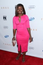 ERICA TAZEL at Fargo Screening in New York