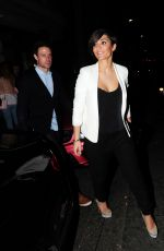 FRANKIE SANDFORD Night Out in London