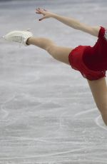 GRACIE GOLD at ISU World Figure Skating Championships