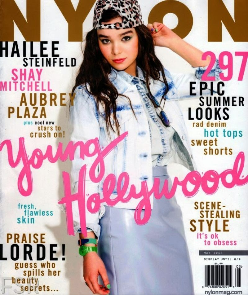 To Nylon Magazine 101