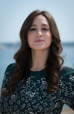 HEATHER LIND Turn Photocall at MIPTV Festival in Cannes